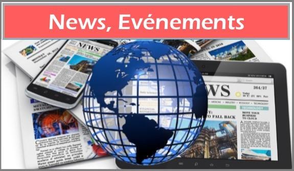 News, Evénements
